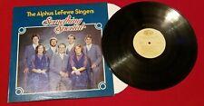 New listing The Alphus LeFevre Singers Something Special a young Mike Lefevre vinyl Lp 33rpm