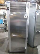 Traulsen G10010 Stainless Steel 1 Door Reach In Cooler Refrigerator