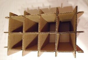 Multi-Use Cardboard Dividers/ Partitions 3 SETS