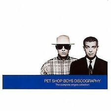 Discography - Complete Singles Collection CD 0077779799428 Good