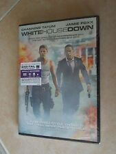 White House Down (DVD, 2013, Includes Digital Copy UltraViolet)  BRAND NEW