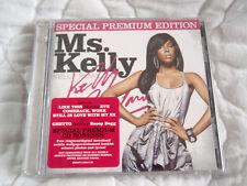 MS. KELLY ROWLAND SPECIAL PREMIUM EDITION CD NEW SNOOP DOGG TANK DESTINY'S CHILD