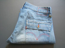 Levi's Long Faded Loose Jeans for Men