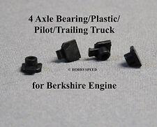 LIONEL AXLE BEARING SET PLASTIC PILOT TRAILING TRUCK for BERKSHIRE engines 16T51