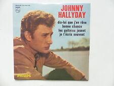 CD  single JOHNNY HALLYDAY Dis lui que j en reve 9837998 BE