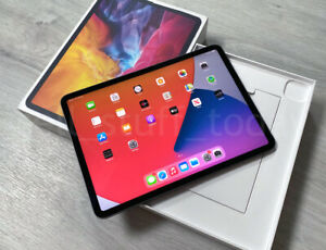 "Apple iPad Pro 11"" (A2228), 128GB, Wi-Fi, Space Grey, VGC+box -741"