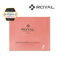 Placenta Mask Sheet Royal Placentiner Medi MASK-L authentic 25ml x 5ea J-BEAUTY