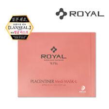 Placenta Mask Sheet Royal Placentiner Medi MASK-L authentic 25ml x 5ea J-BEAUTY