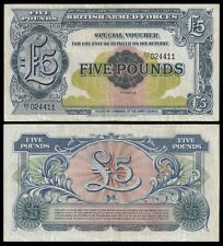 Great Britain UK 5 POUNDS 1958 P M23 VF