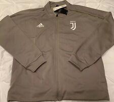 Juventus FC Adidas Clay Presentation Jacket L Large New NWT Soccer Full Zip Up