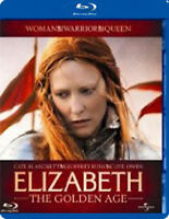 Elizabeth - The Golden Age Blu-Ray NEW BLU-RAY (8275466)