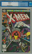 X MEN 139 CGC 9.4 OW GLOSSY  CENTERED BLUE LABEL