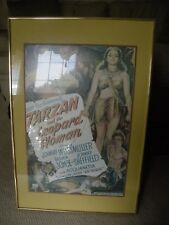 MOVIE POSTERS FRAMED (2)
