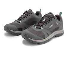 Keen Womens Terradora II Waterproof Walking Shoes - Blue Grey Sports Outdoors