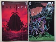 Dark Ark #1 Cover A & B - First Printings - Aftershock Comics - NM - Bag/Boarded