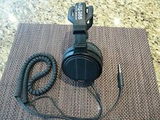Stanton SRS 265 Headphones-Very Rare-Beautiful Cosmetics and Sound Incredible