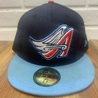 Anaheim Angels New Era MLB 9FIFTY Fitted Hat 7 3/8 Cooperstown Collection