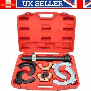 Universal Macpherson Coil Spring Compressor Kit Car Auto Struts York Clamps Tool