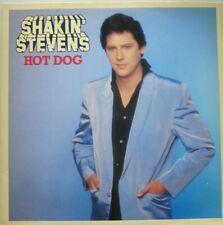 SHAKIN' STEVENS - HOT DOG - LP (MADE IN HOLLAND)