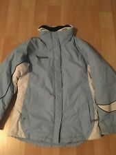 COLUMBIA WOMEN'S BLUE SKI JACKET SIZE SMALL: Excellent Condition Winter Coat