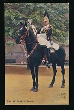 Military 2nd LIFE GUARDS Farrier Tuck Oilette #9426