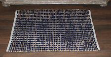 *REDUCED* Jute / Cotton Floor Mat /  Rug   * 93 cm  x  62 cm *    BRAND NEW