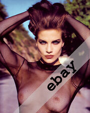 Star Trek: Deep Space Nine Terry Farrell in Sheer top 8X10 PHOTO #2036