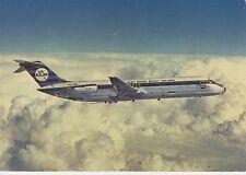 Postcard 1304 - Aircraft/Aviation KLM Douglas DC-9-30 Stretched Jet