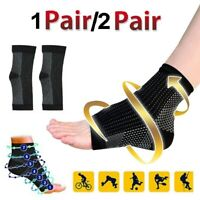 Plantar Fasciitis Compression Sock Foot Sleeve Ankle Support Brace Heel Socks
