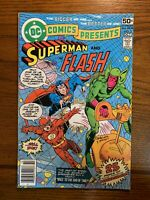 DC Comics Presents # 2 (1978) - Superman And Flash  -  HIGH GRADE COPY ***