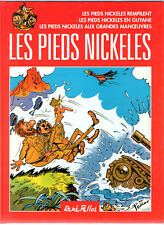 INTEGRALE LES PIEDS NICKELES n°8 ¤ REMPILENT/GUYANE/GRANDES MANOEUVRES ¤ 1995