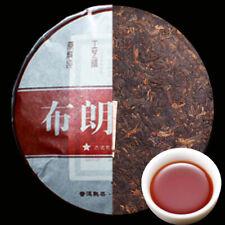 357g Brown Mountain Organic Cooked Pu-erh Tea Cake Ripe Pu erh Shu Tea Black Tea
