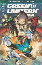 GREEN LANTERN SAGA N°26 DC Comics Urban Comics