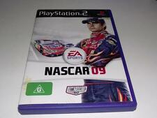 Nascar 09 PS2 PAL *Complete*