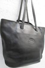 -AUTHENTIQUE  sac à dos LONGCHAMP  cuir   TBEG vintage bag