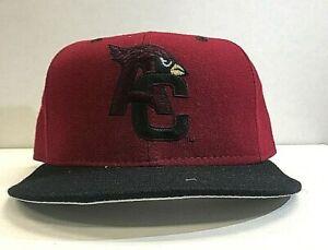 New Era Authentic Collection 5950 Phoenix Cardinals Red Cap Size 7 3/8