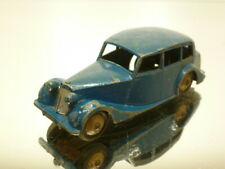 DINKY TOYS 151 TRIUMPH 1800 SALOON - BLUE 1:43 - GOOD CONDITION