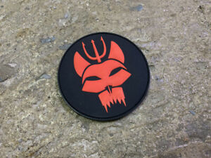 Warrior SEAL Team PVC Patch (RED) WR-PT067-RED