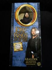 "Lord Of The Rings Return Of The King Aragorn Single-Pack 12 "" Figure"