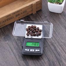 0.01g/200g DIGITALE MICRO LCD Bilancia tascabile Gioielli DIAMANTE PESO KIT