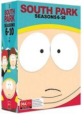 BRAND NEW South Park : Season 6 7 8 9 10 Boxset (DVD, 15-Disc Set) R4