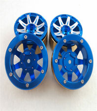 Hercules Rock Crawler Parts 1.9 inch Emulation Wheel A For 1/10 RC Cars Blue