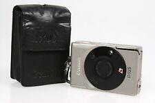 Canon Ixus, APS Kompaktkamera mit 4,5-6,2/24-48mm Zoom und Tasche #0780880
