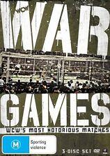 WWE - Best Of War Games (DVD, 2013, 3-Disc Set)
