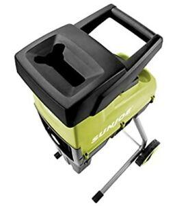 Sun Joe Chipper Joe 14 Amp Electric Wood Chipper/shredder CJ601E