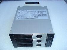 """ICY DOCK Storage Serial ATA RAID 3 Bay HDD 5""""3/4 x 3""""1/2 w/ a bag screws"""