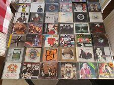 CD Sammlung, 72 CD,s Rock und Pop verschiedene Interpreten, siehe Fotos