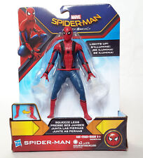 Spider-Man Home Coming Web City action figure with lights up. Hasbro Nib 2017