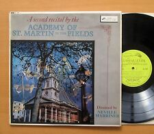 OL 264 ED1 A Second Recital By The Academy Of St Martin-In-The-Fields 1963 EX/VG