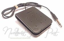 Yamaha Sustain Footswitch Foot Pedal Switch Unit For Electronic Piano Keyboards